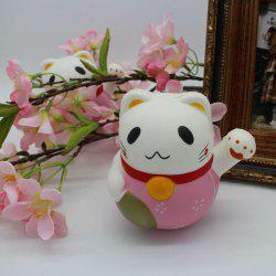 Slow Rising Simulated Fortune Cat Squishy Toy