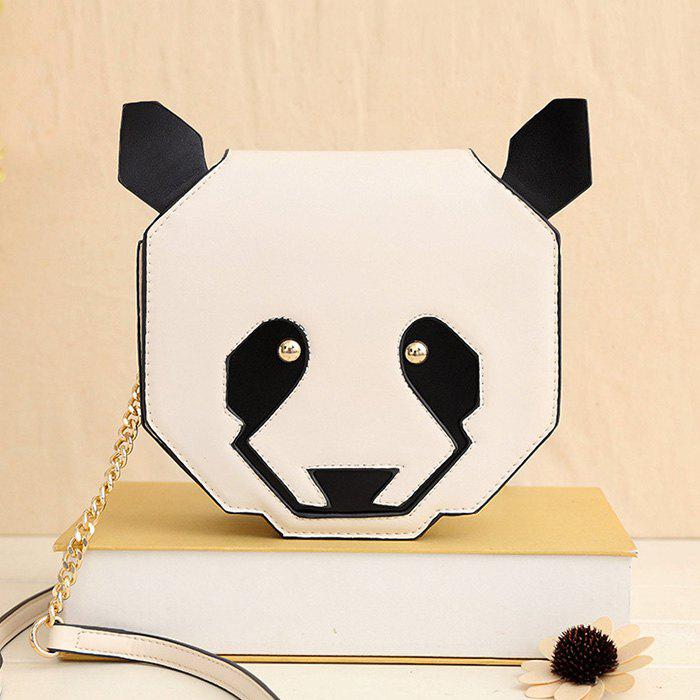 Affordable Novelty Panda Shaped Crossbody Bag