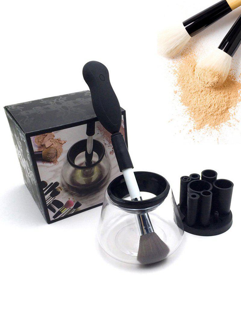 Hot Electric Makeup Brush Cleaning Tool Kit