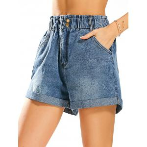 Short Short taille Jean taille Jeanfriend -