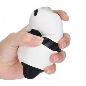 Simulation Toy PU Slow Rising Squishy Cute Seal - Noir