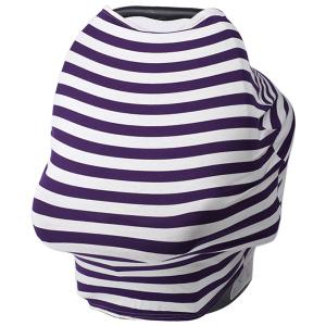 Breastfeeding Nursing Scarf - Purple