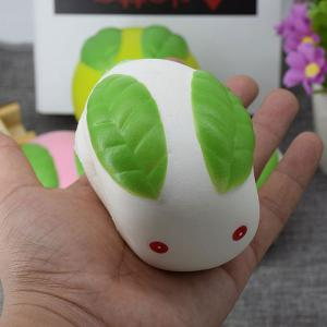 Stress Relief Squishy Toy Simulation Steamed Bun -