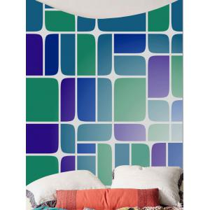Home Decorative Geometry Print Hanging Tapestry -