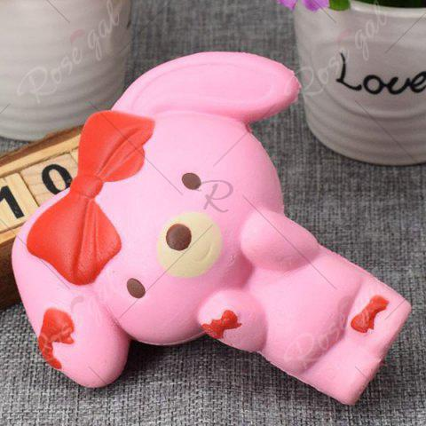 Affordable PU Slow Rising Squishy Toy Simulation Nurse Rabbit - PINK  Mobile