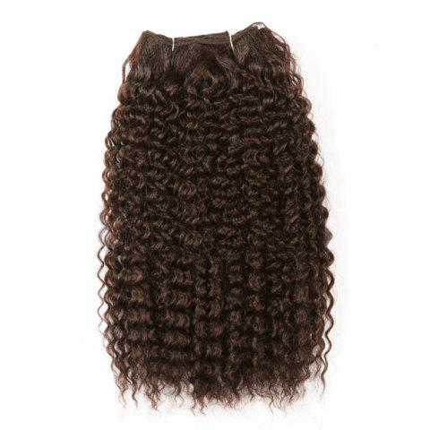 Shops Medium Fluffy Deep Wave Synthetic Hair Weave