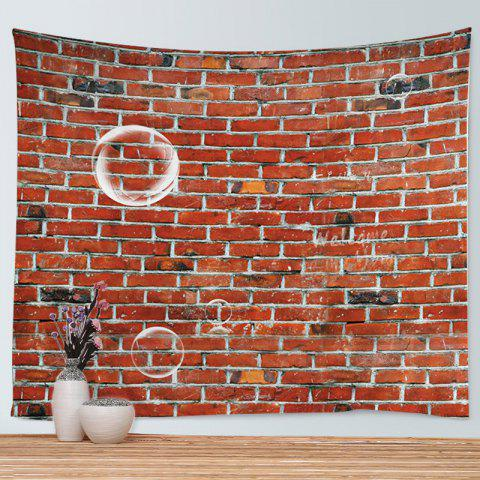 Buy Brick Wall Print Tapestry Wall Hanging Art Decoration