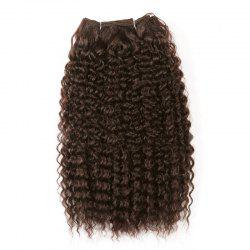 Medium Fluffy Deep Wave Synthetic Hair Weave -
