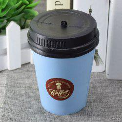 PU Simulation Coffee Cup Squishy Toy