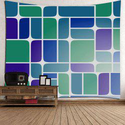 Home Decorative Geometry Print Hanging Tapestry