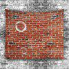 Brick Wall Print Tapestry Wall Hanging Art Decoration -