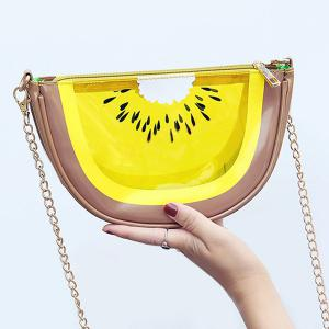 Sac Transparent Fruit Crossbody