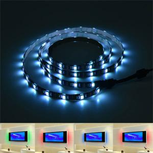 APP Control Smart Bluetooth USB LED TV Light Strip - Colorful - 20*13*6cm