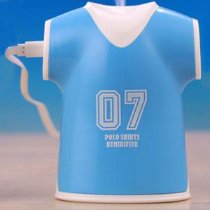 Mini USB Air Purifier Polo Shirts Humidifier
