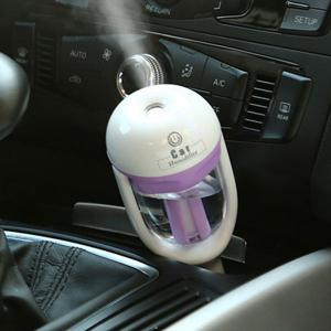 Mini Creative Aromatherapy Car Humidifier -