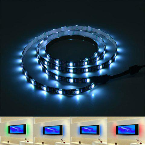 Fancy APP Control USB Smart Bluetooth LED TV Light Strip - COLORFUL  Mobile