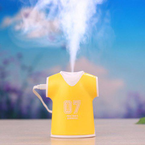 Fancy Mini USB Air Purifier Polo Shirts Humidifier