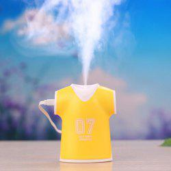 Mini USB Air Purifier Polo Shirts Humidifier -