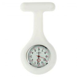 Nurses Silicone Fob Watch
