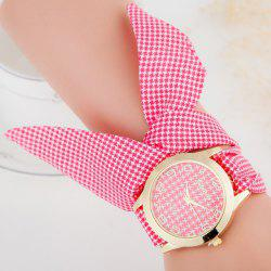 Ribbon Strap Quartz Bracelet Watch