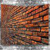 Wall Hanging Vintage Brick Tapestry For Home Decor -