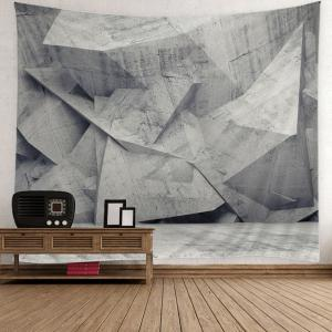 Geometric Print Hanging Decor Wall Tapestry