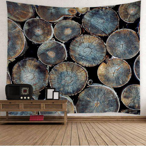 Cheap Natural Wood Fabric Wall Hanging Decor Tapestry