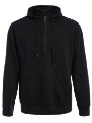 Front Pocket Mens Oversized Hoodie