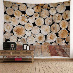 Original Wood Art Decor Wall Hanging Tapestry -