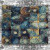 Stump Texture Fabric Throw Wall Hanging Tapestry -