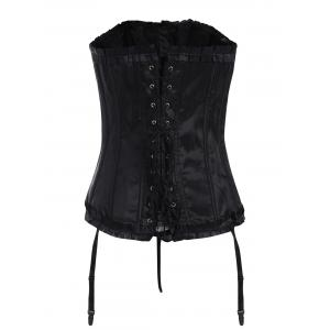 Lace-Up Body Shaping Corset -