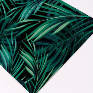 Greenery Print Kitchen Product Table Placemat - GREEN 28*44CM
