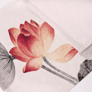 Chinese Lotus Dining Decor Heat Insulated Placemat - COLORMIX PATTERN 1