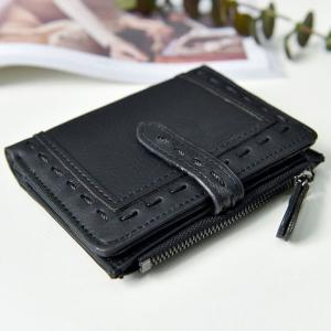 Coutures Bifold Small Wallet -