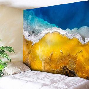 Gold Coast Printed Wall Hanging Tapestry