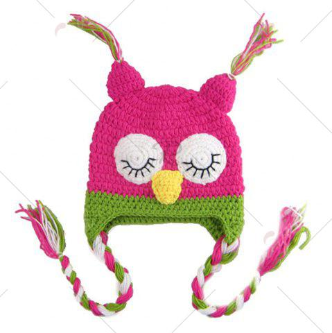 Shop Knit Owl Baby Photography Hat and Diaper - TUTTI FRUTTI  Mobile