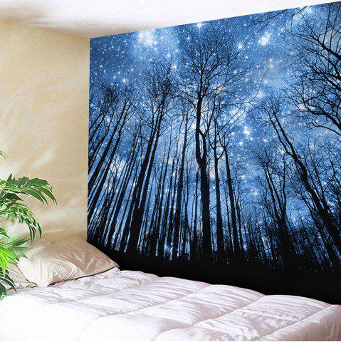 Store Wall Hanging Forest Printed Tapestry