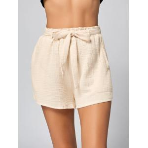 Pockets Shorts - PALOMINO XL