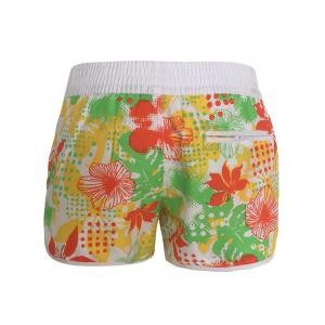 Printed Dolphin Swim Shorts -