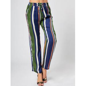Colorful Stripe Pants
