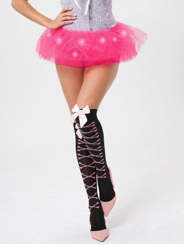 Tier Mesh Light Up Tutu Cosplay Jupe