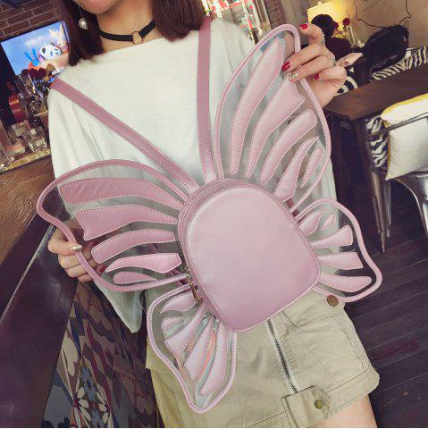 Chic Novelty Butterfly Wing Backpack