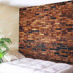Brick Wall Print Tapestry Wall Hangings Art Decoration