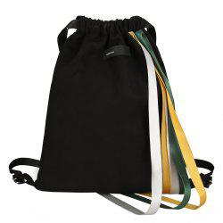 Streamer Drawstring Backpack