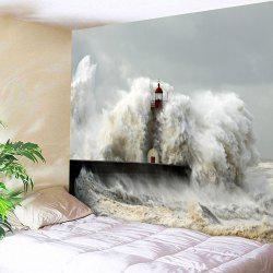 Bedroom Decor Billowy Wave Wall Hanging Tapestry