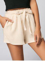 Pockets Shorts - PALOMINO