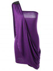 Robe Bodycon - Pourpre