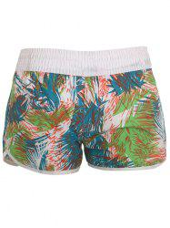 Printed Dolphin Swim Shorts