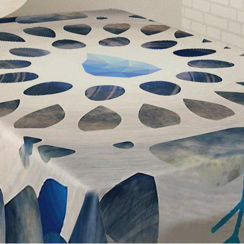Shop Printed Waterproof Home Decor Table Cloth - W60 INCH * L84 INCH COLORMIX Mobile