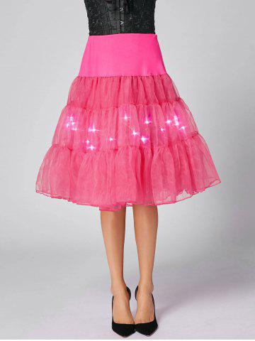 Flounce Light Up Bubble Cosplay Jupe Frutti de Tutti XL